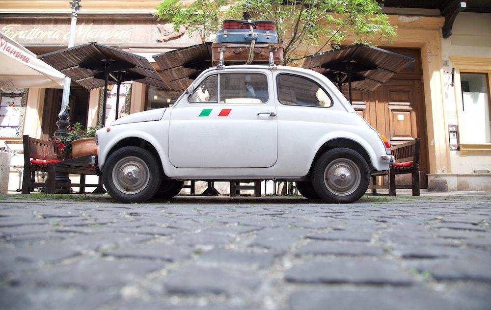 Apprendre l'italien ? Imparare l'italiano?